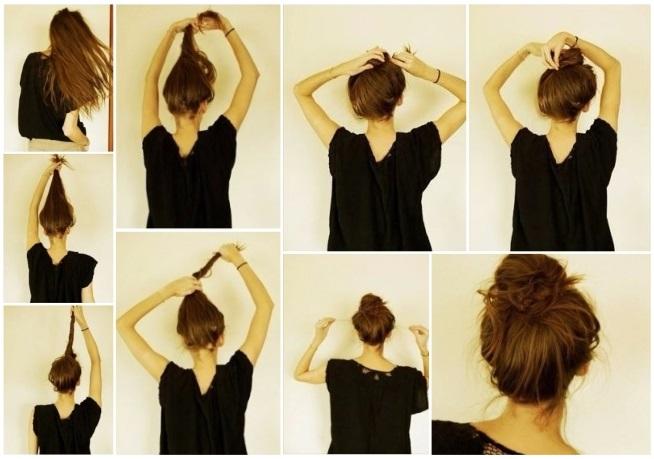 peinados en menos de 10 minutos 4