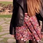 como hacer una falda circular para niña