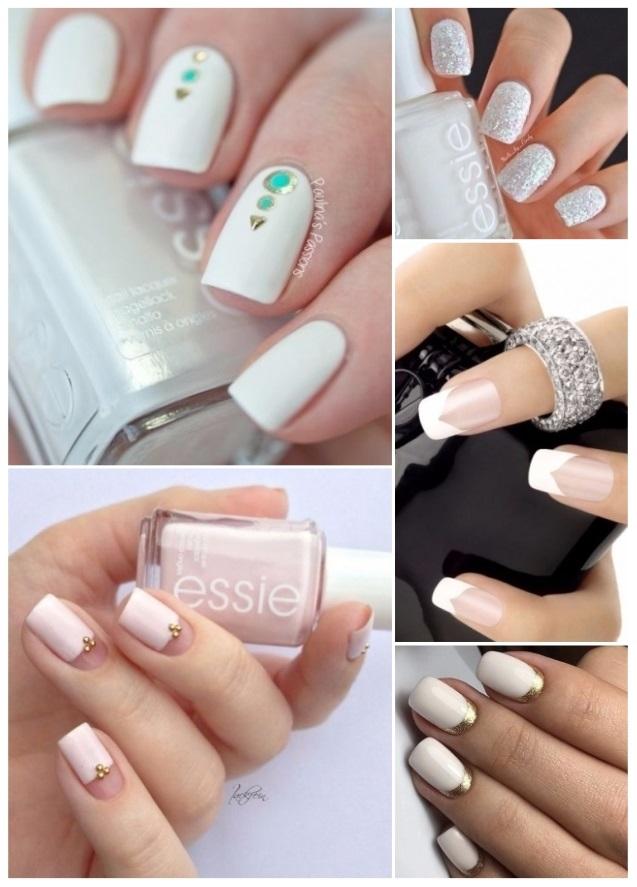 como decorar uñas sencillas pero bonitas