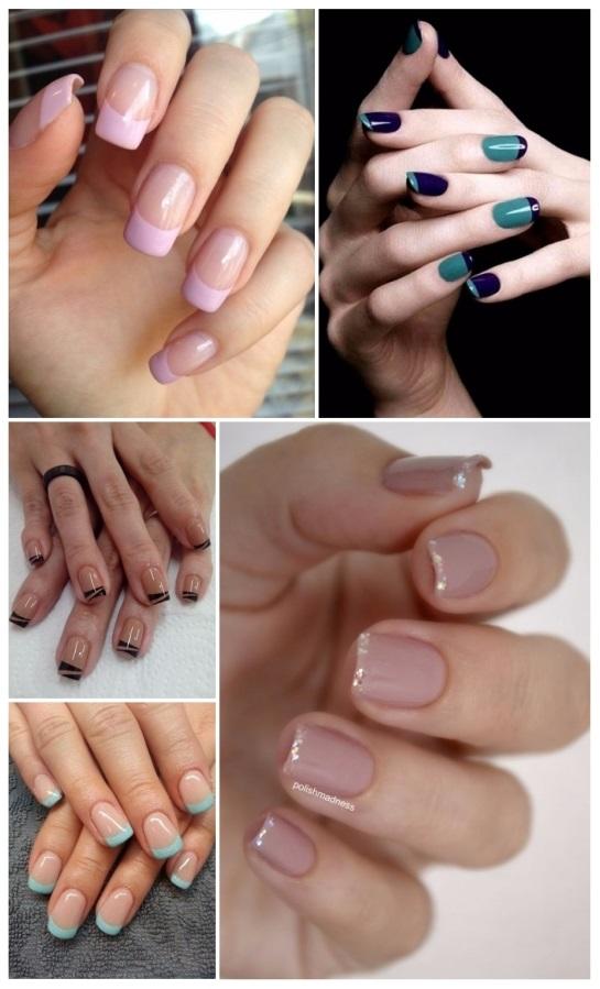 como hacer uñas sencillas