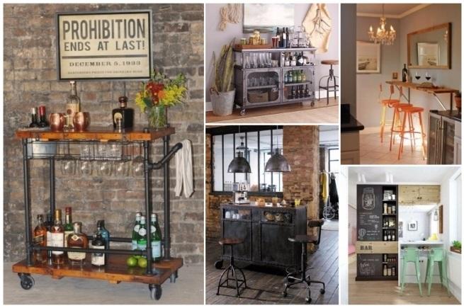Decoracion estilo industrial vintage top decorar con - Decoracion industrial vintage ...