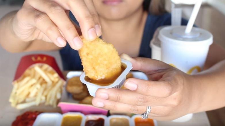 nuggets veganos soja texturizada