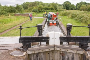 Wolverley Court Lock 7.