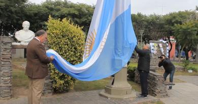 acto bandera