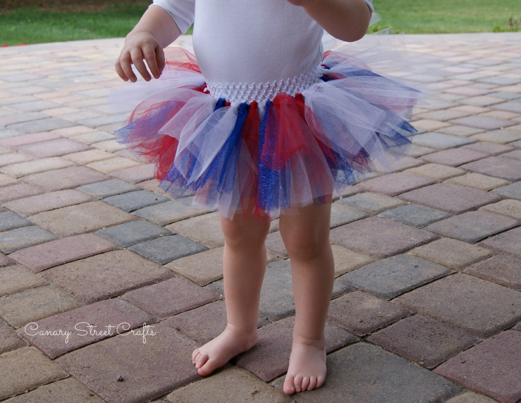 Easy DIY Tulle Tutu Skirt AND a Giveaway!! - Canary Street Crafts