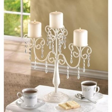 Cheap wedding candelabra on sale candelabra for Buy wedding centerpieces