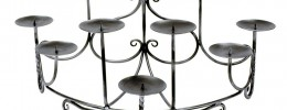 Hearth fireplace Candelabra