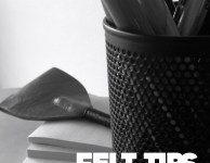 Felt Tips Anthology Cover