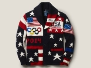 Team USA Ceremony Cardigan by: Polo Ralph Lauren