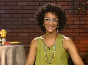 Candace Rose interview celebrity chef Carla Hall The Chew