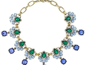 RUMBA GEM COLLAR Statement Necklace. BaubleBar Friends & Family Sale
