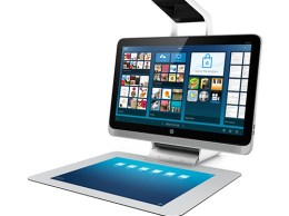 HP INTRODUCES SPROUT BY HP, A FIRST-OF-ITS-KIND IMMERSIVE COMPUTING PLATFORM THAT REDEFINES THE USER EXPERIENCE.