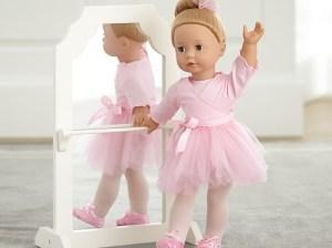 Doll Ballerina Bar. Pottery Barn