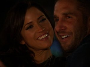 The Bachelorette season 11 episode 6: Shawn and Kaitlyn tell each other they're falling in love.