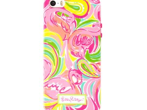 Lilly Pulitzer IPHONE 5/5S COVER in Multi All Nighter Accessories Flamingo