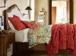 Pottery Barn POLLY QUILT & SHAM