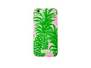 Lilly Pulitzer IPHONE 6/6S COVER - FLAMENCO Pink Pout Flamenco Tech