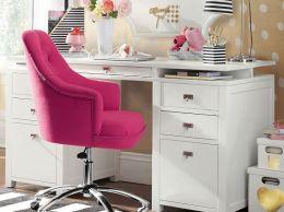 Customize-It Super Storage Pedestal Desk PB Teen sale