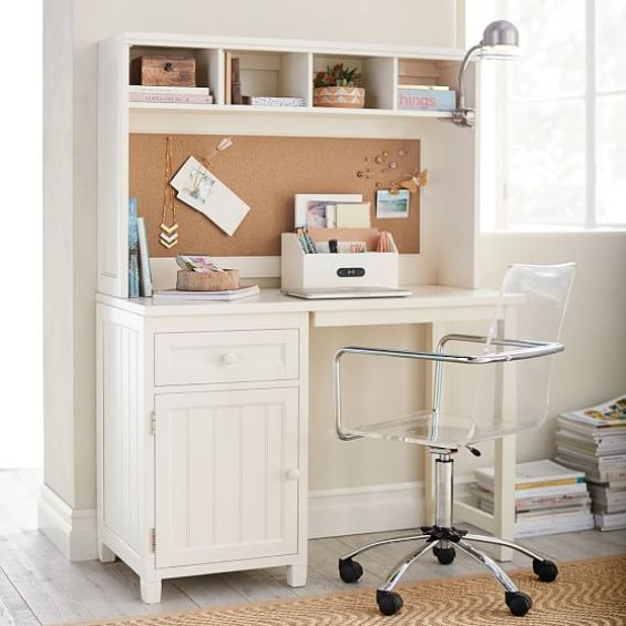 Pottery barn teen study and save sale save 20 on desks desk chairs for back to school - Amazing teenage girl desks ...