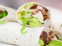 Watch Food Network host and Pork & Mindy's owner Jeff Mauro show Al Roker how to make delicious chicken BLT burritos with pig candy just in time for back to school on the Monday, August 22, 2016 episode of the Today show.
