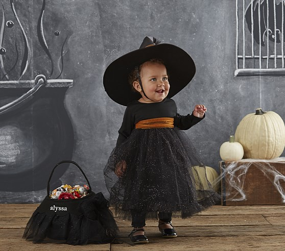 Pottery Barn Kids Halloween Costumes Treat Bags