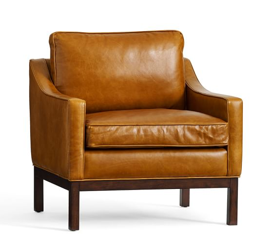 pottery barn leather furniture sale must haves save 20 select sofas sectionals chairs and. Black Bedroom Furniture Sets. Home Design Ideas