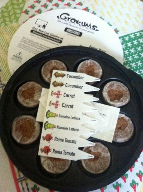Growums garden kit