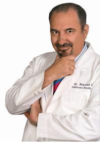 Dr. Harold Katz Headshot