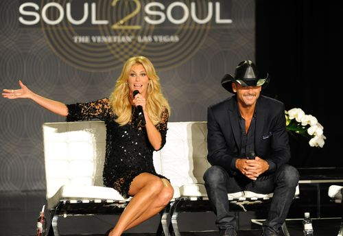 6a01127964c54a28a4017743fd70ff970d 500wi Video: Country Music Stars Faith Hill and Tim McGraw To Perform in Vegas for 10 Weeks Starting in December