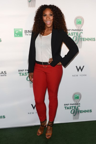 148267725GH00161 13th Annua 680x1024 Images: Olympic Gold Medalist Serena Williams Joins Tennis Superstars at 