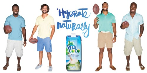 ViewMedia3 1024x512 NFL Superstars Devin Hester, Eric Decker, Larry Fitzgerald and Vernon Davis Hydrate Naturally