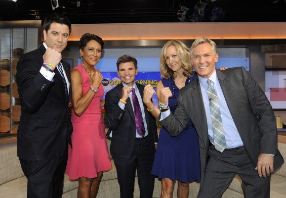 ViewMedia4 1024x711 Band Together with Good Morning America Co host Robin Roberts and Be A Match® to Help Save Lives!