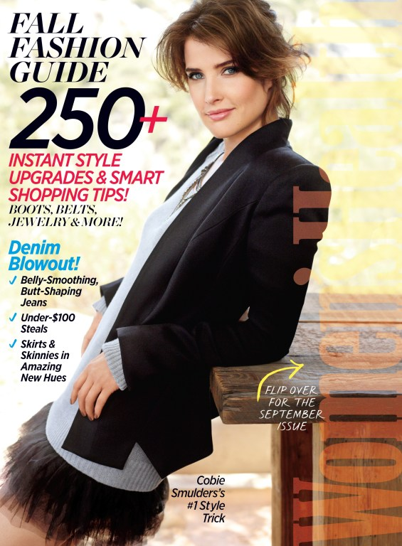WH 1 753x1024 How I Met Your Mother Star Cobie Smulders Covers Womens Health in September!
