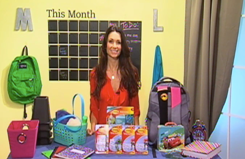 jessica denay Interview: Back to School Tips and Essentials with Hot Moms Club Founder Jessica Denay