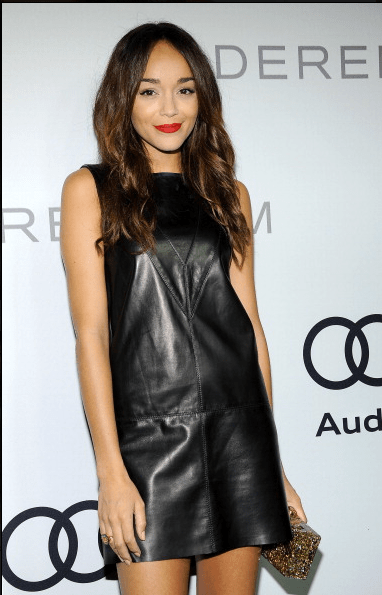 Revenge Ashley Sorellina Celeb Images: Revenge Star Ashley Madekwe Helps Audi & Derek Lam Kickoff Emmy Week!