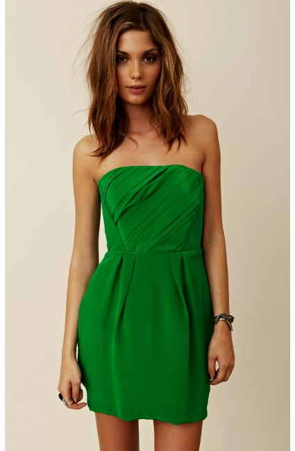 stylestalker green dress 1 Sale Alert! 10% Off Our Favorite New Beachy Boho Chic Merchandise at Planet Blue!