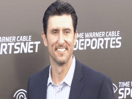 Nomar Garciaparra  Images + Video: David Beckham, Magic Johnson, Kobe Bryant & LA Athletes Celebrate the Launch of Time Warner Cable SportsNet Networks