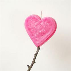 Valentine's Candle Torch @ Craft Gossip