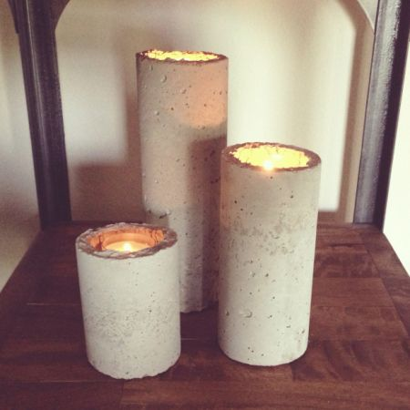 concrete-craft-candles