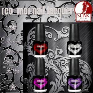{CoMo} Slink Nail Lacquer - Kisses