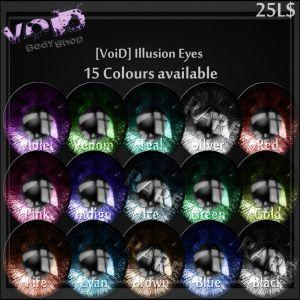 VoiD TCF Jan2014 Eyes Ad