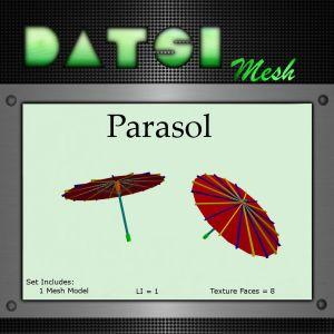DATSI Mesh - Parasol Vendor Texture