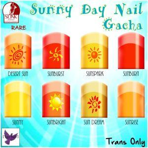 [ free bird ] Sunny Day Nails Ad