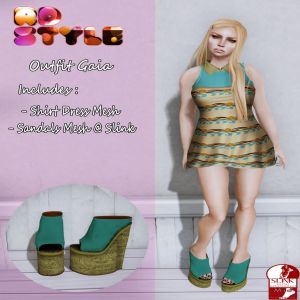 Outfit Gaia_RD Style