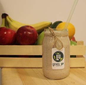 Photo of fruits Level Up uses in their yummy smoothies