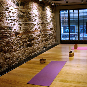 Karaköy LiT yoga studio