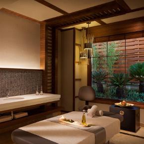 Masaj odası Radisson Tuzla Elysia spa'da