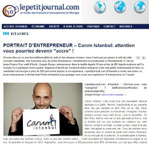 Canım Istanbul in Lepetitjournal.co