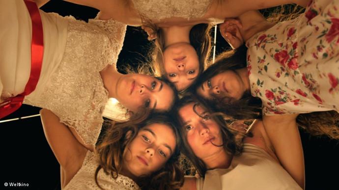 Mustang's five sisters