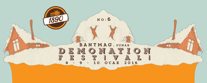 Bantmag Demonation Festivali